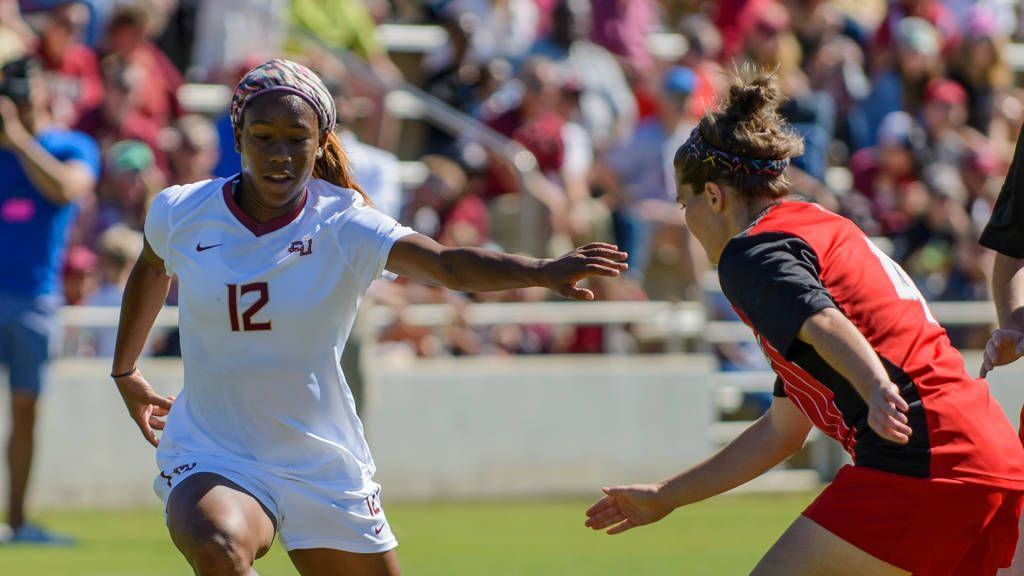 No. 8 Soccer Opens ACC Championship At No. 6 Duke