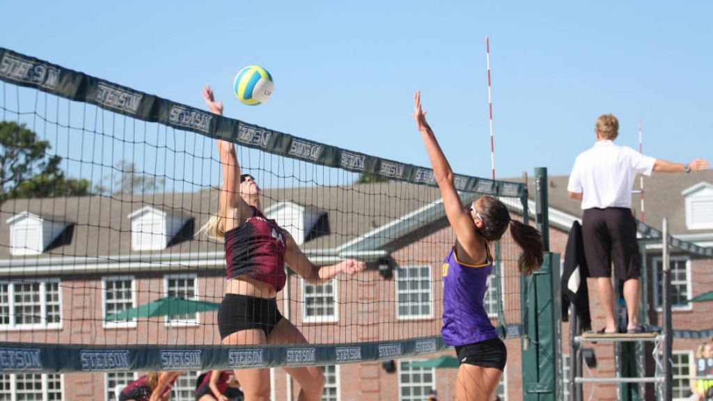 Florida State Beach Volleyball Starts Season at Stetson
