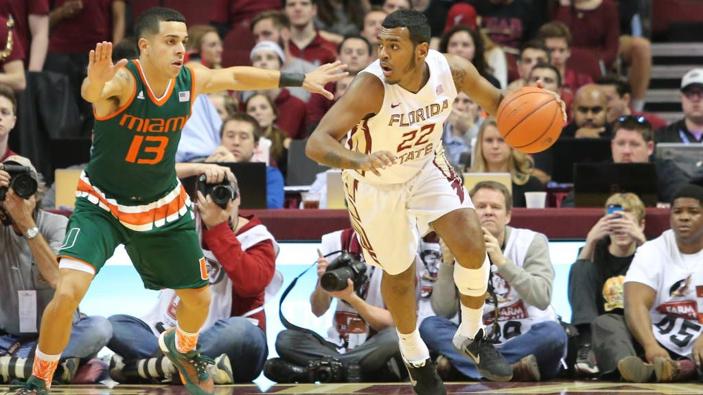 Florida State's Xavier Rathan-Mayes Declares For NBA Draft