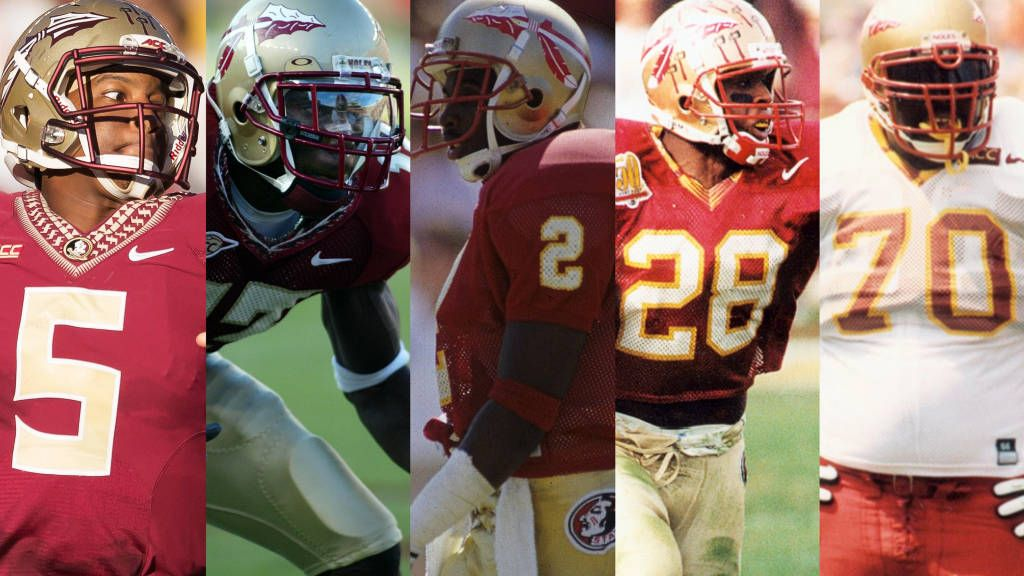 Countdown: The Top 10 First-Round Picks In FSU Football History