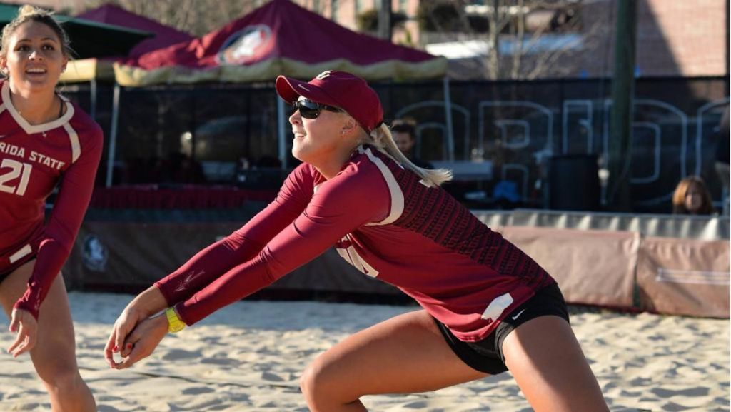 Noles Win Convincingly at No. 6 Long Beach State