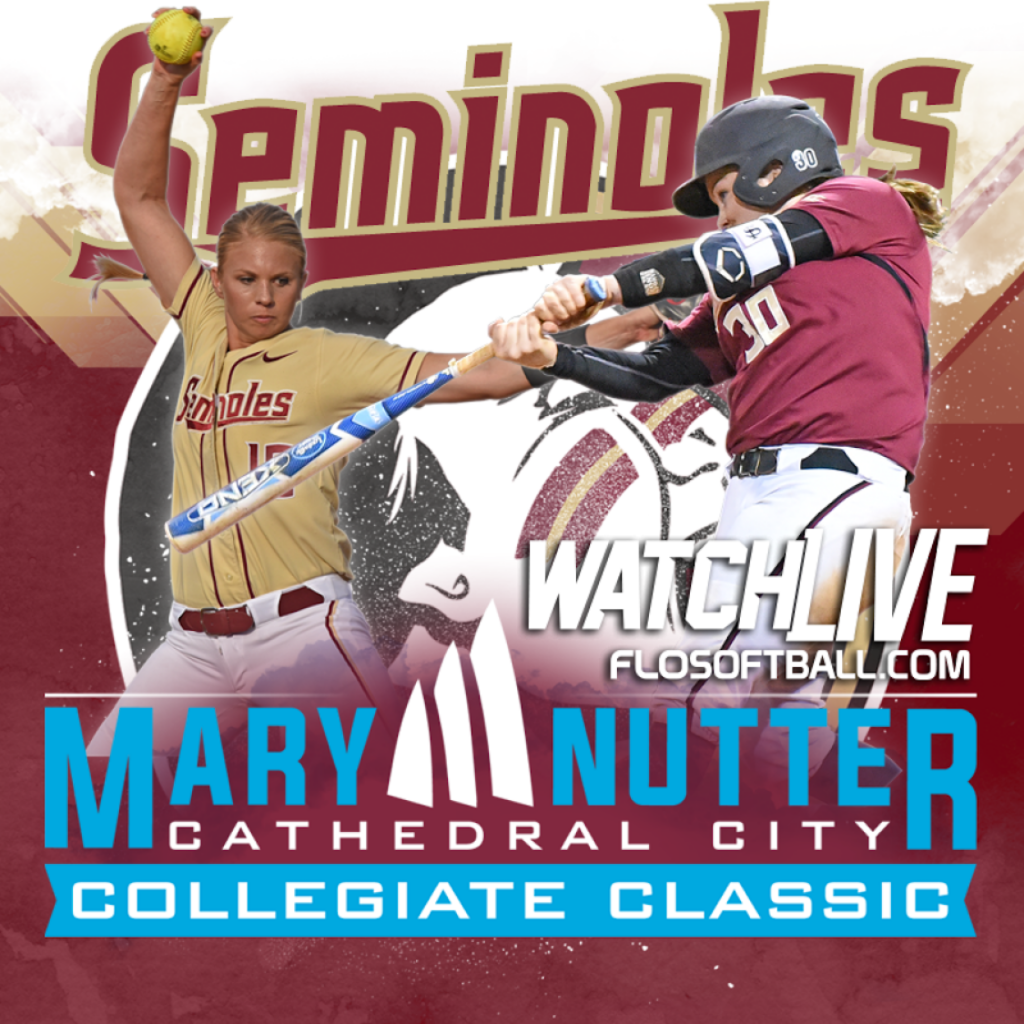 No. 1 Seminoles Head To Mary Nutter Collegiate Classic