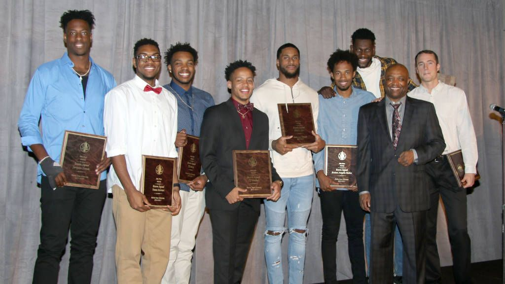 Seminoles Honored At Men's Basketball Banquet