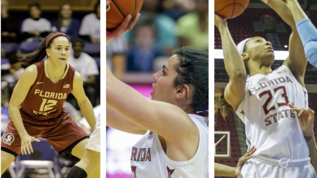 League-Best Three Noles Named to All-ACC Academic Team