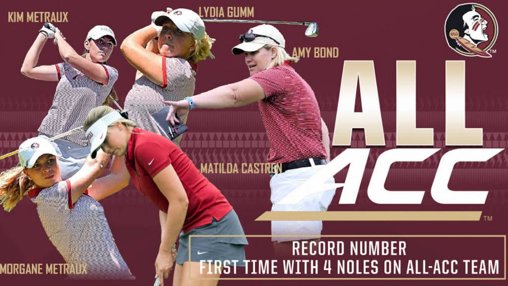 Bond Named ACC Coach Of The Year; 4 Earn All-ACC Honors