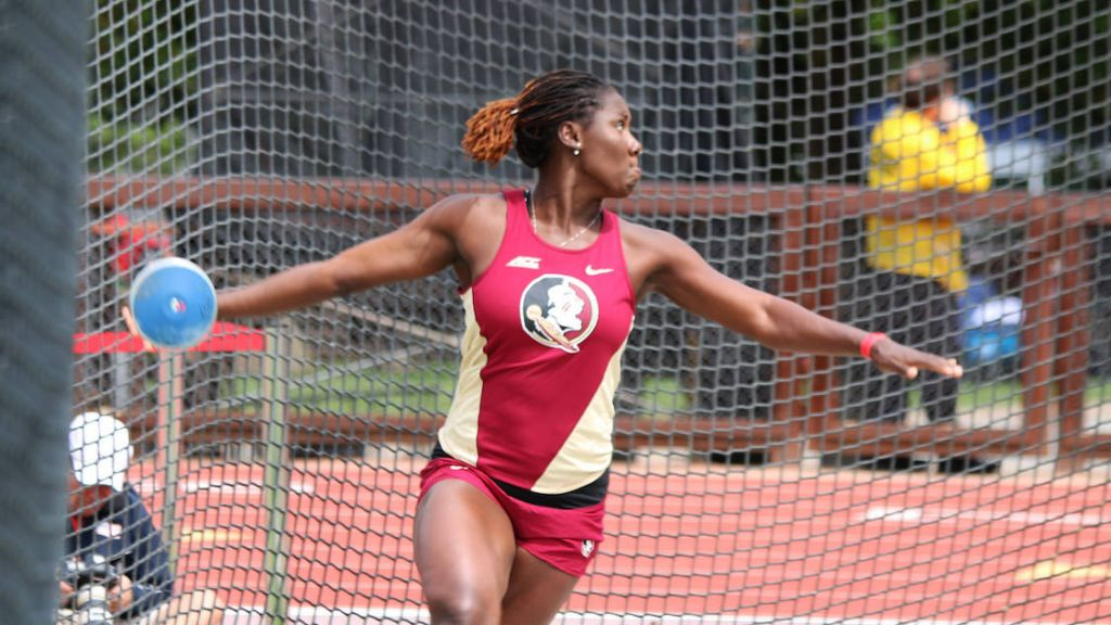 Discus Duo Leads Parade Of PBs At Cardinal Classic