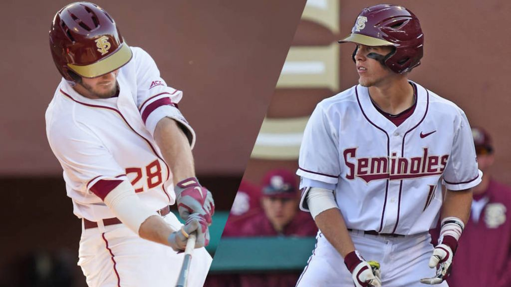 Busby, Walls Named to Golden Spikes Award Watch List
