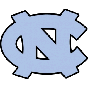 No. 7 North Carolina                             Tar Heels