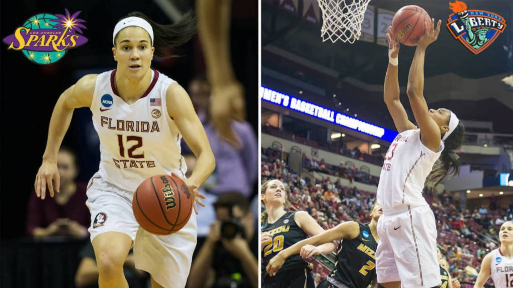 Two Noles Get WNBA Camp Invites