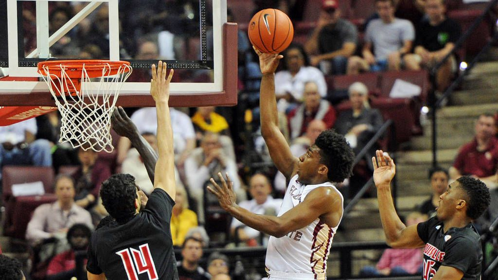 FSU Men Continue To Soar In 73-68 Win Over Louisville
