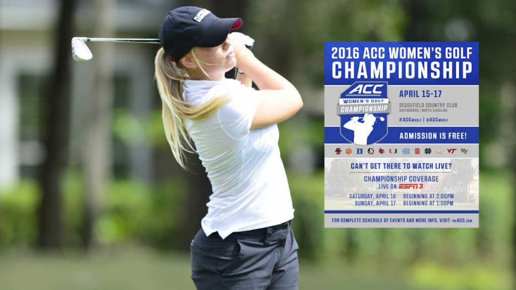 Seminoles Begin Play In ACC Championships Friday