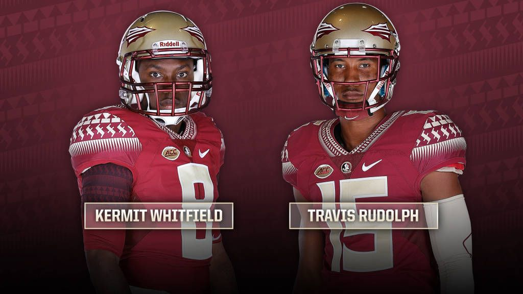 Rudolph, Whitfield Named to Biletnikoff Watch List