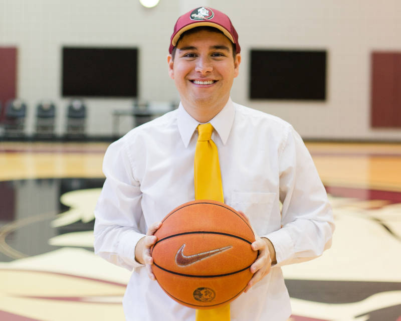 Women's Hoops Adds Massoudi for Play-By-Play