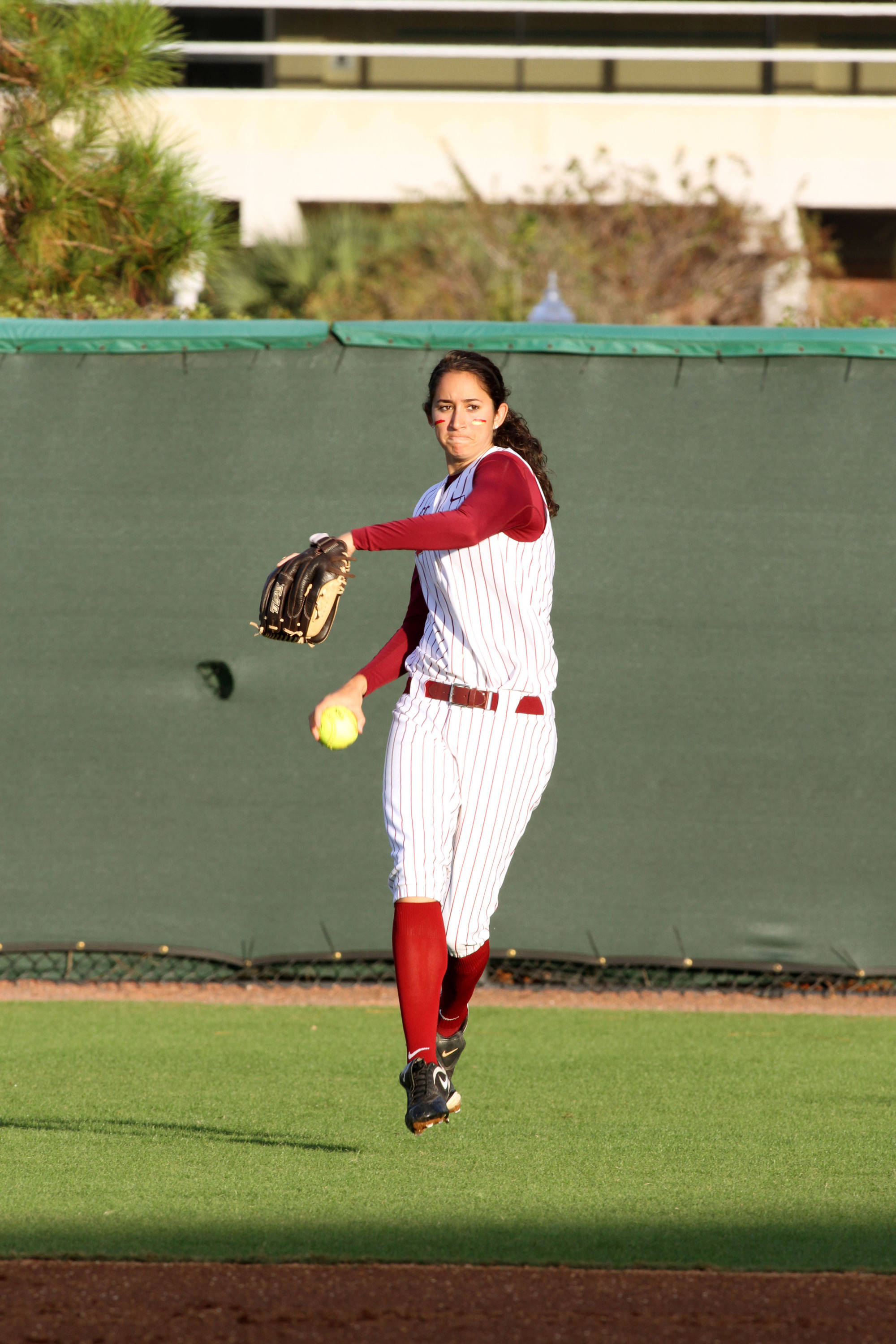 2012 FSU Softball Team Loren Smith (12)