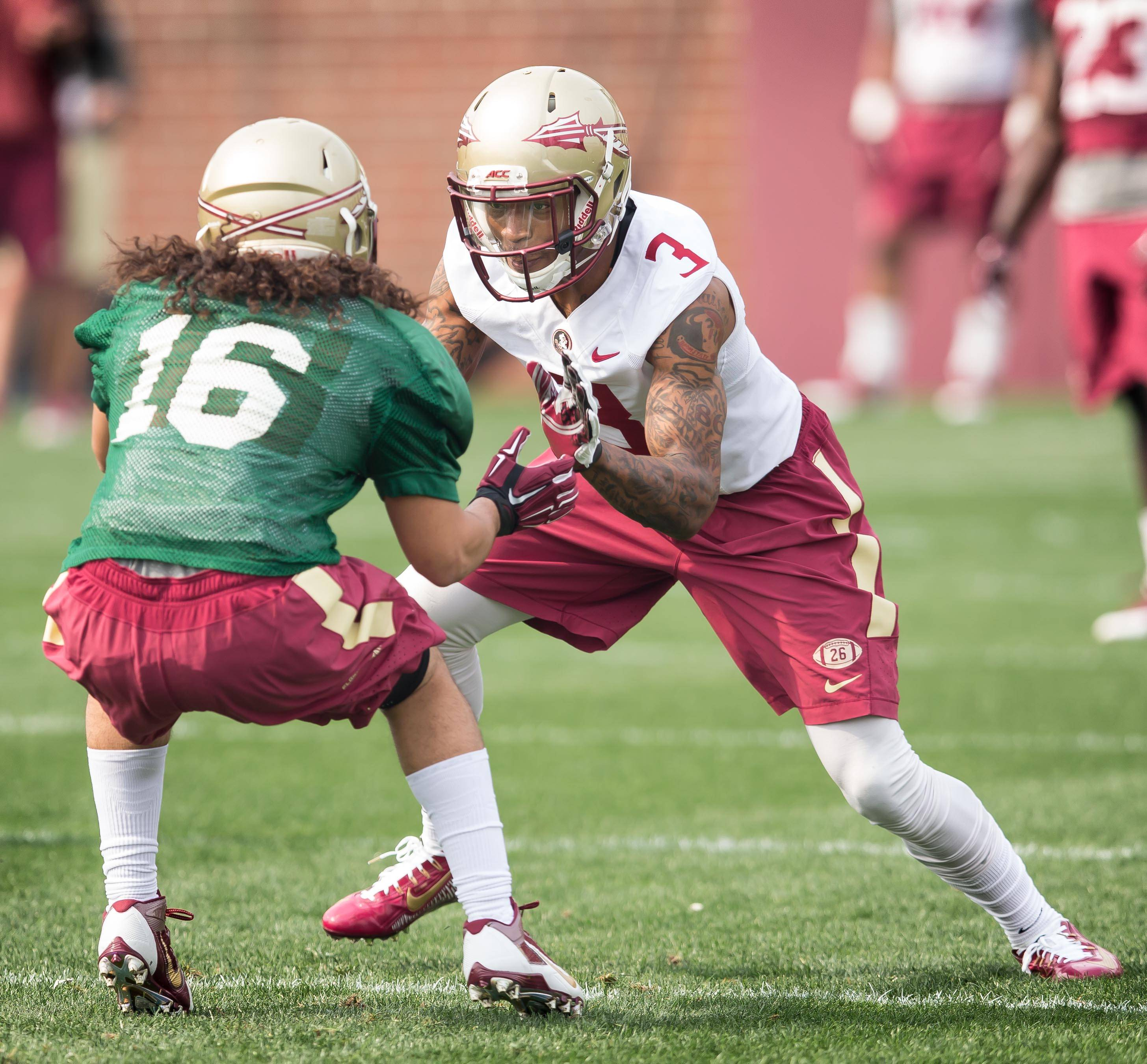 Football Spring Practice: Opening Day One
