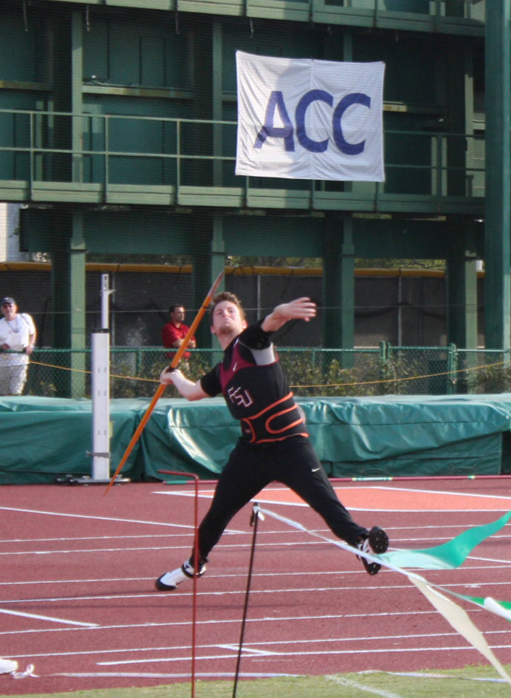 ACC CHAMPIONSHIPS - Howard