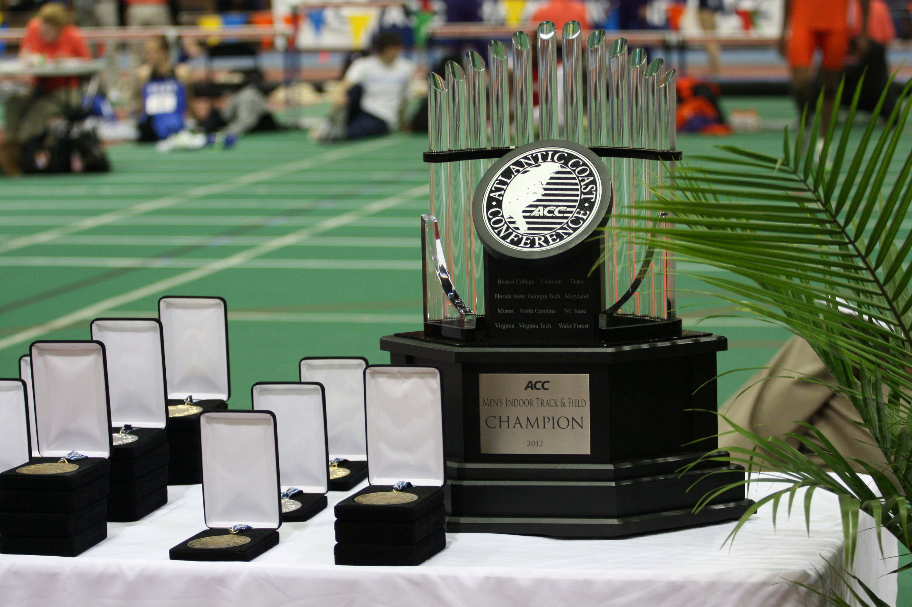 ACC Championship hardware is on the line. Go 'Noles!