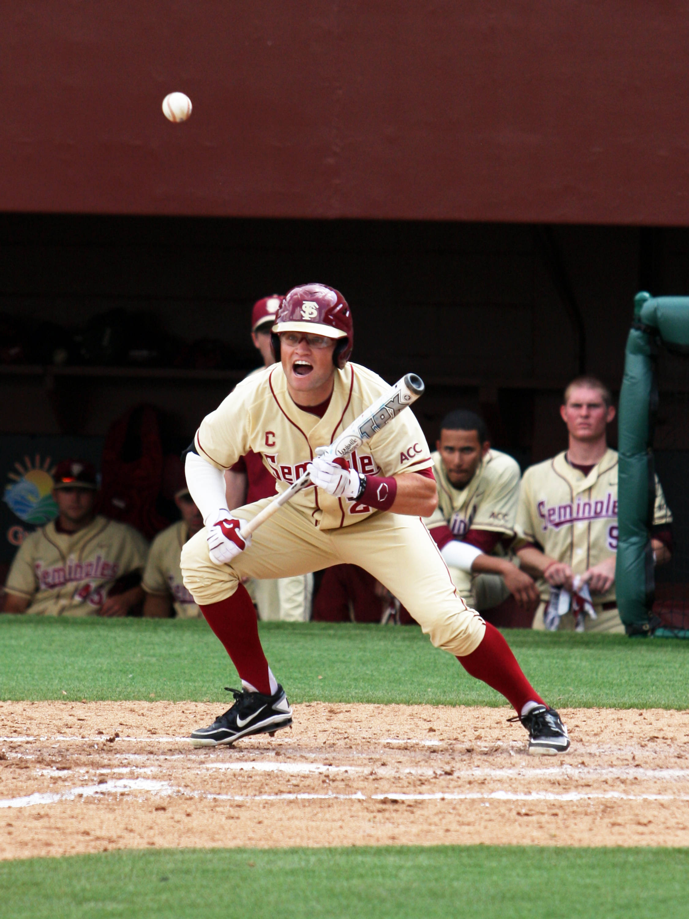 James Ramsey (23), FSU VS Virginia,  03/18/2012