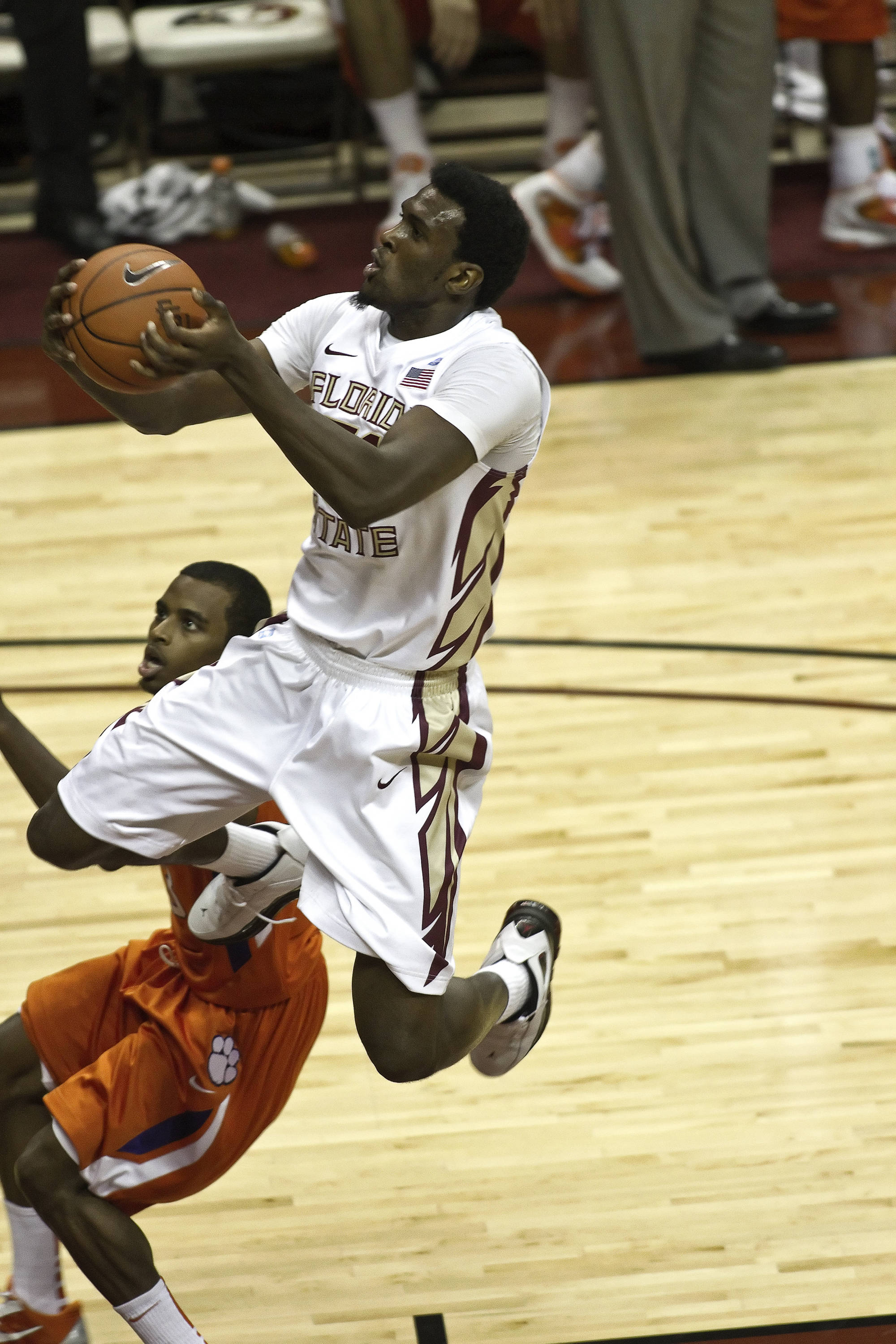 FSU vs Clemson - 12/12/2010 - Chris Singleton (31)