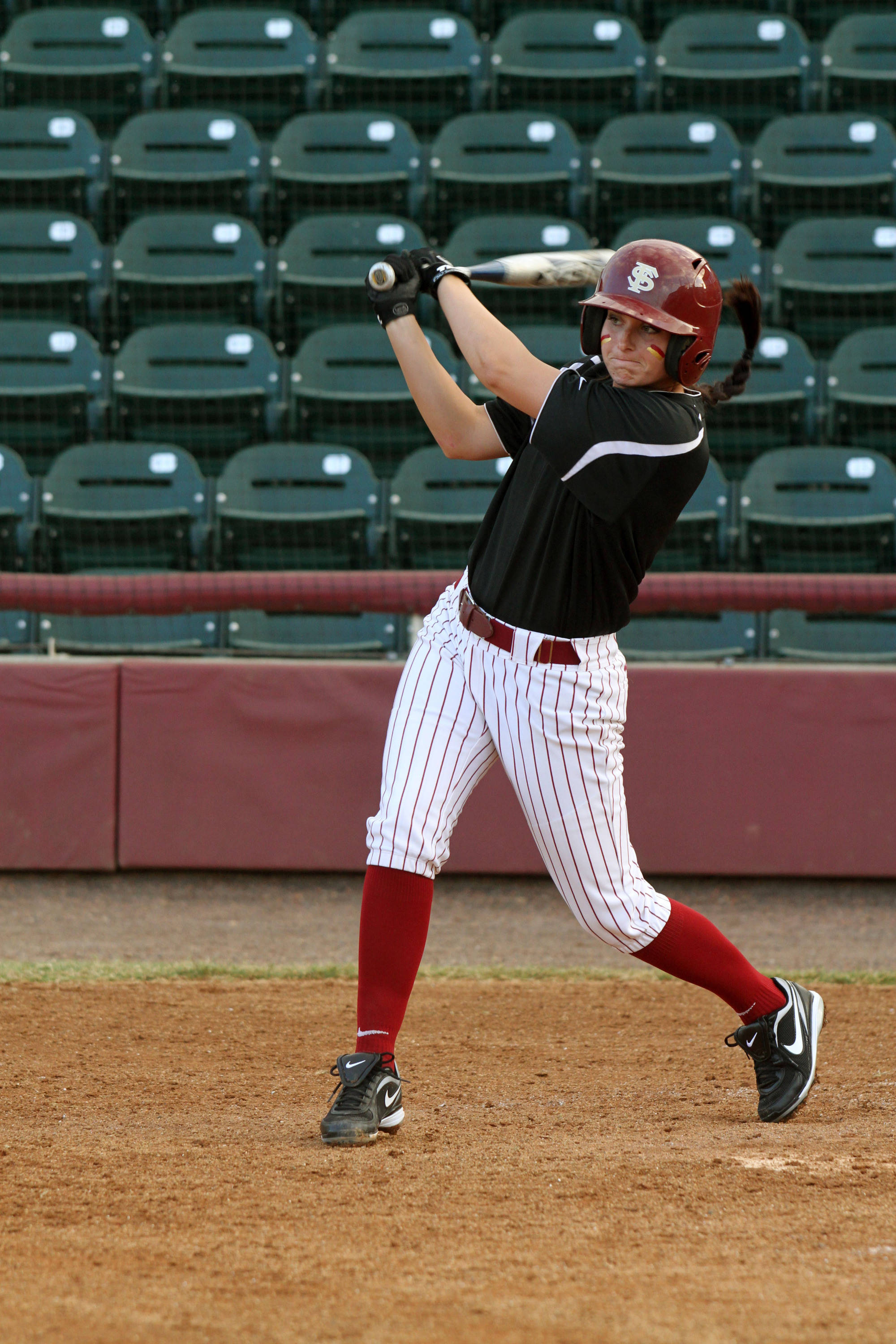2012 FSU Softball Team Maddie O'Brien (7)
