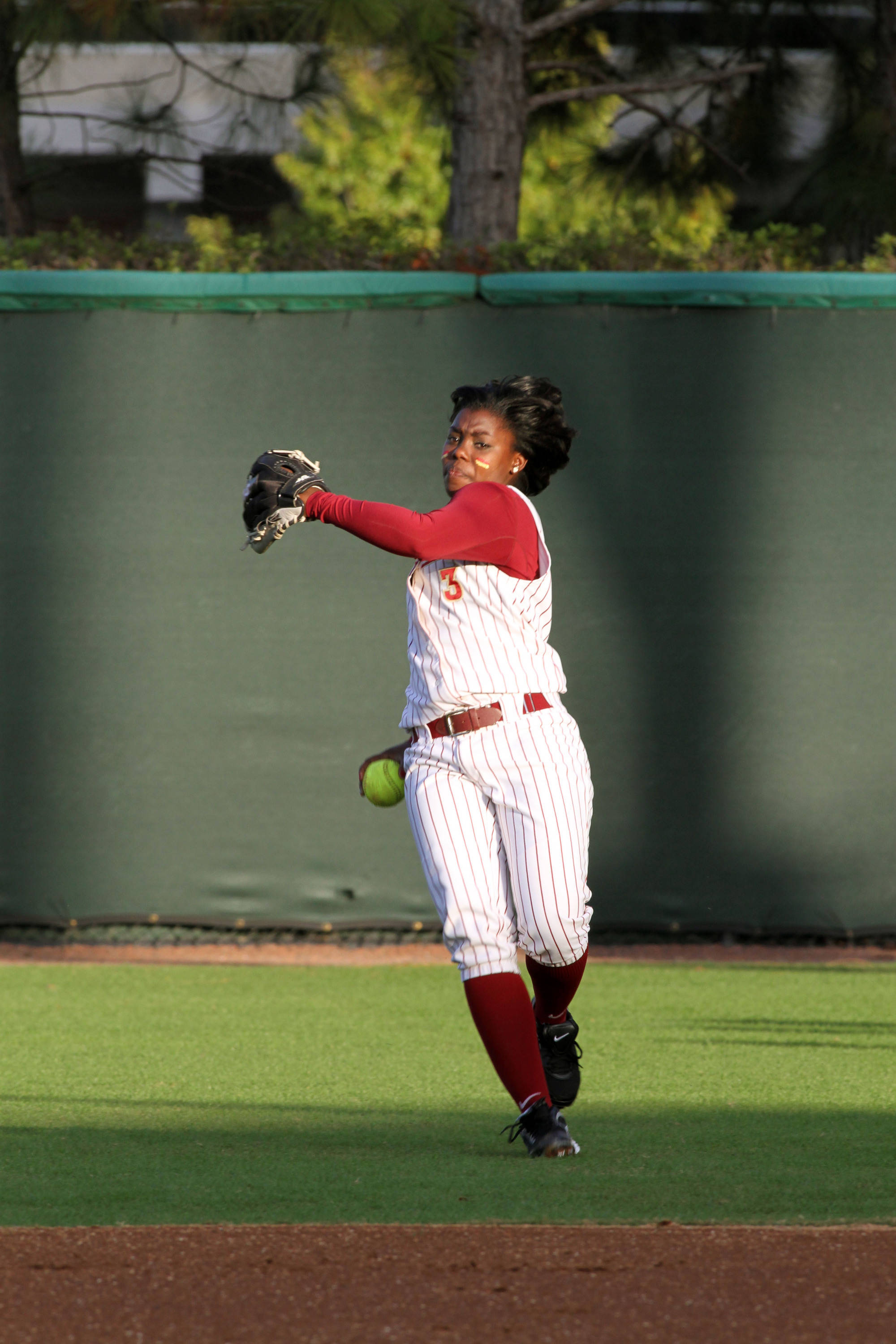 2012 FSU Softball Team Amber Bryant (3)