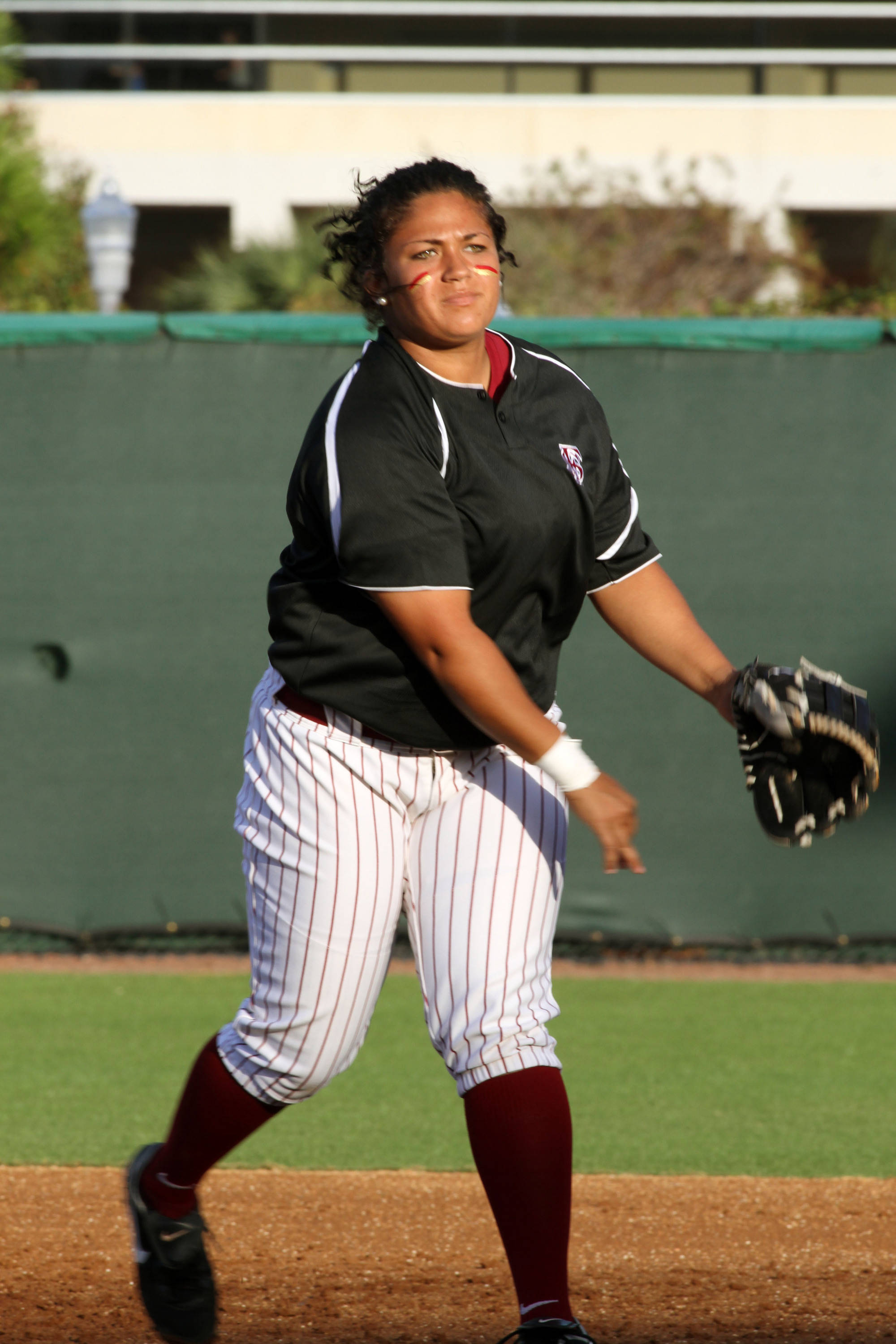 2012 FSU Softball Team Nicollette Levine (31)