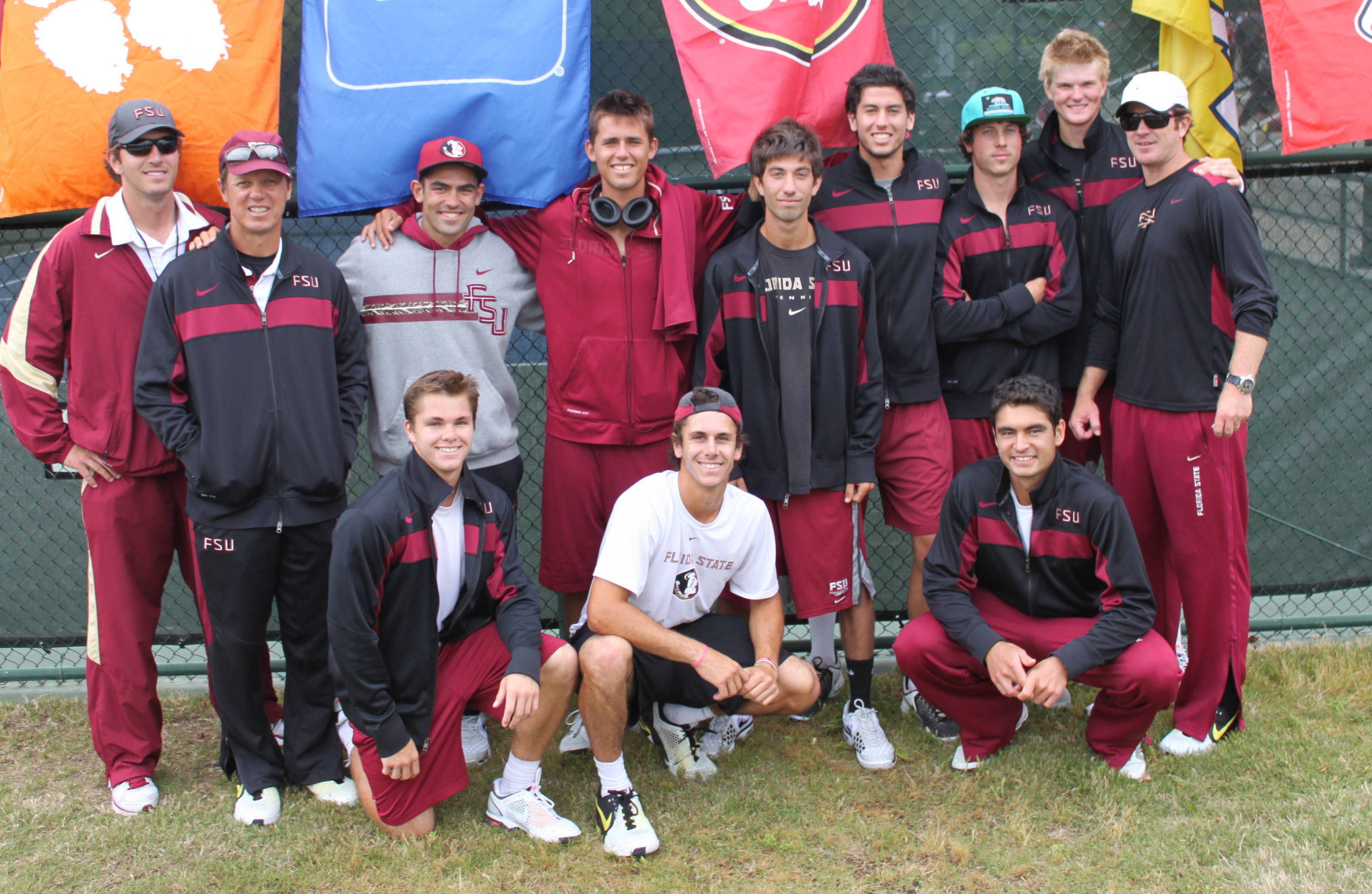 Team after the 4-0 win against Miami.