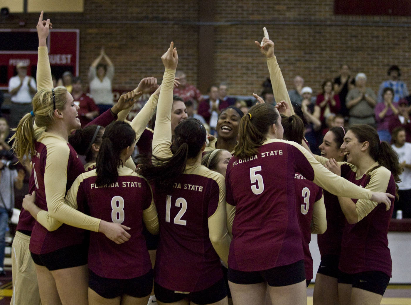 The Seminoles are outright ACC Champions for the first time in school history!