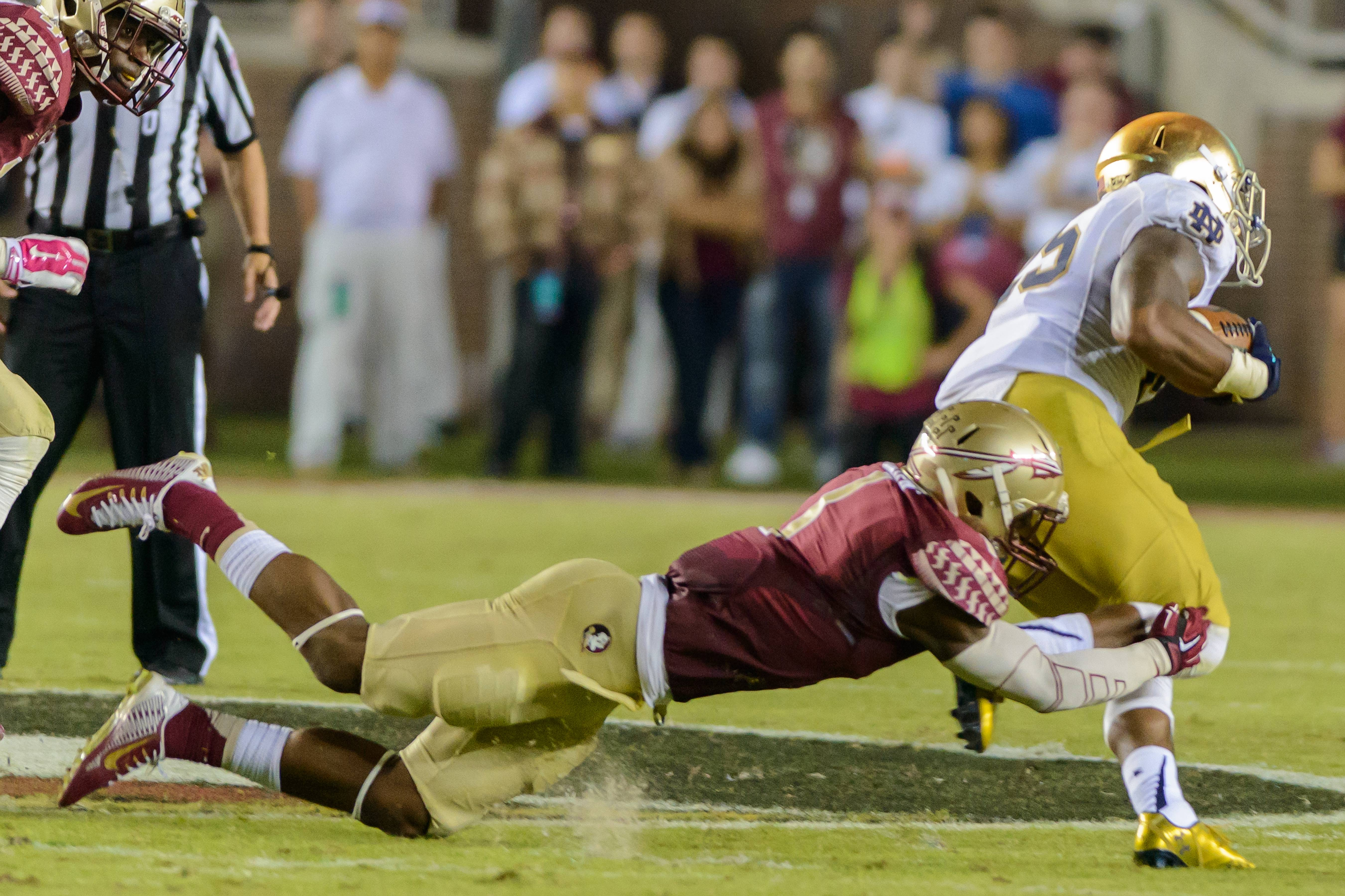Florida State vs. Notre Dame III