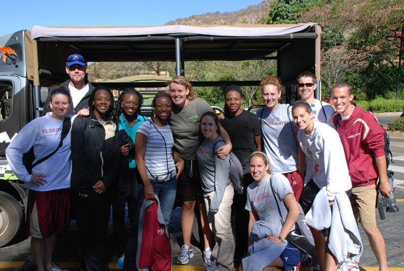 Seminole Women's Basketball Tour of South Africa