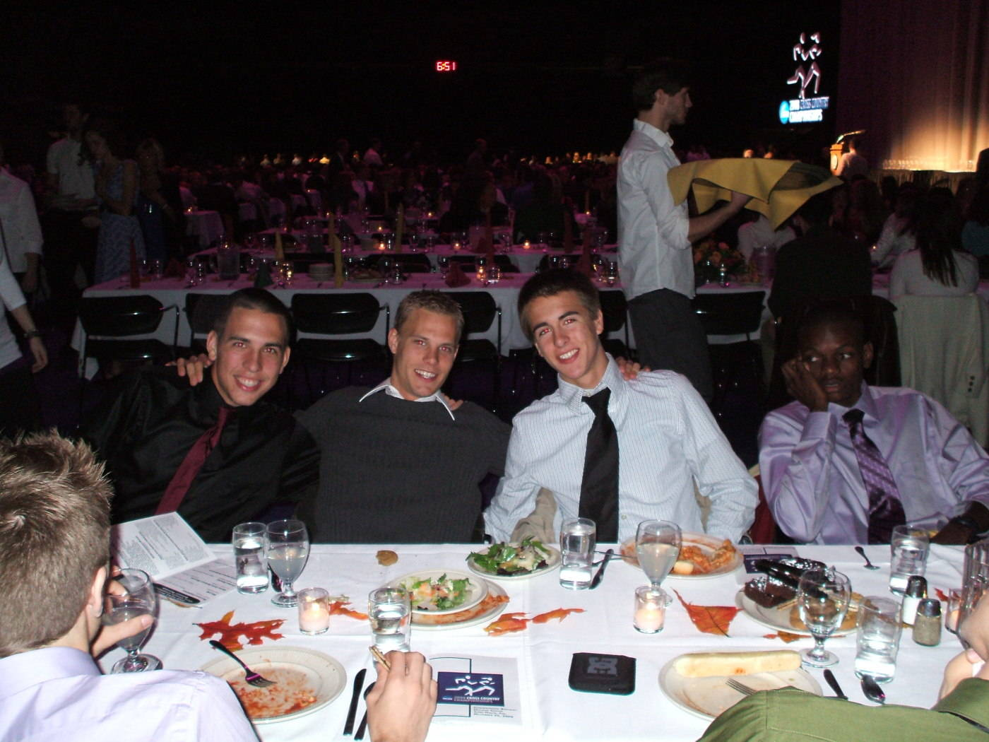 2008 NCAA Cross Country Banquet