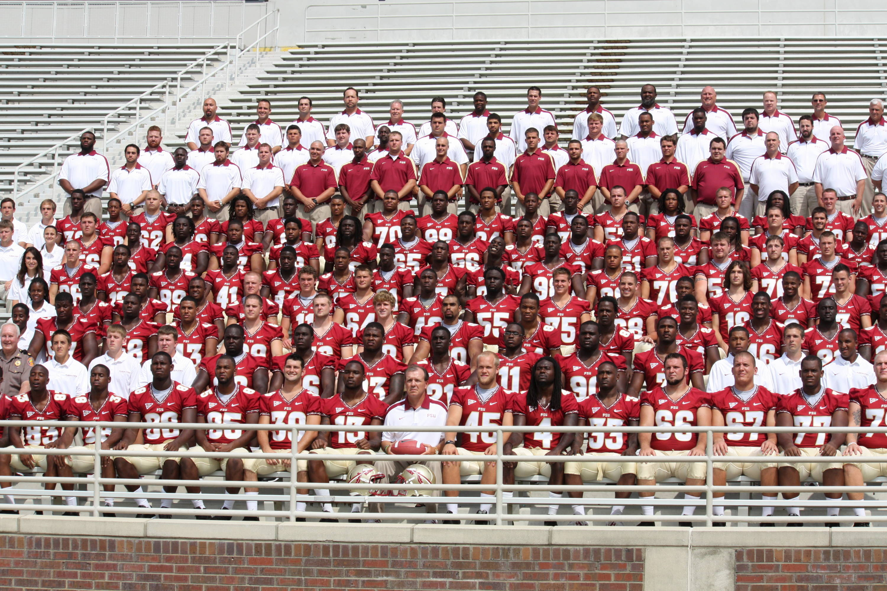 A look at the 2011 Florida State football team.