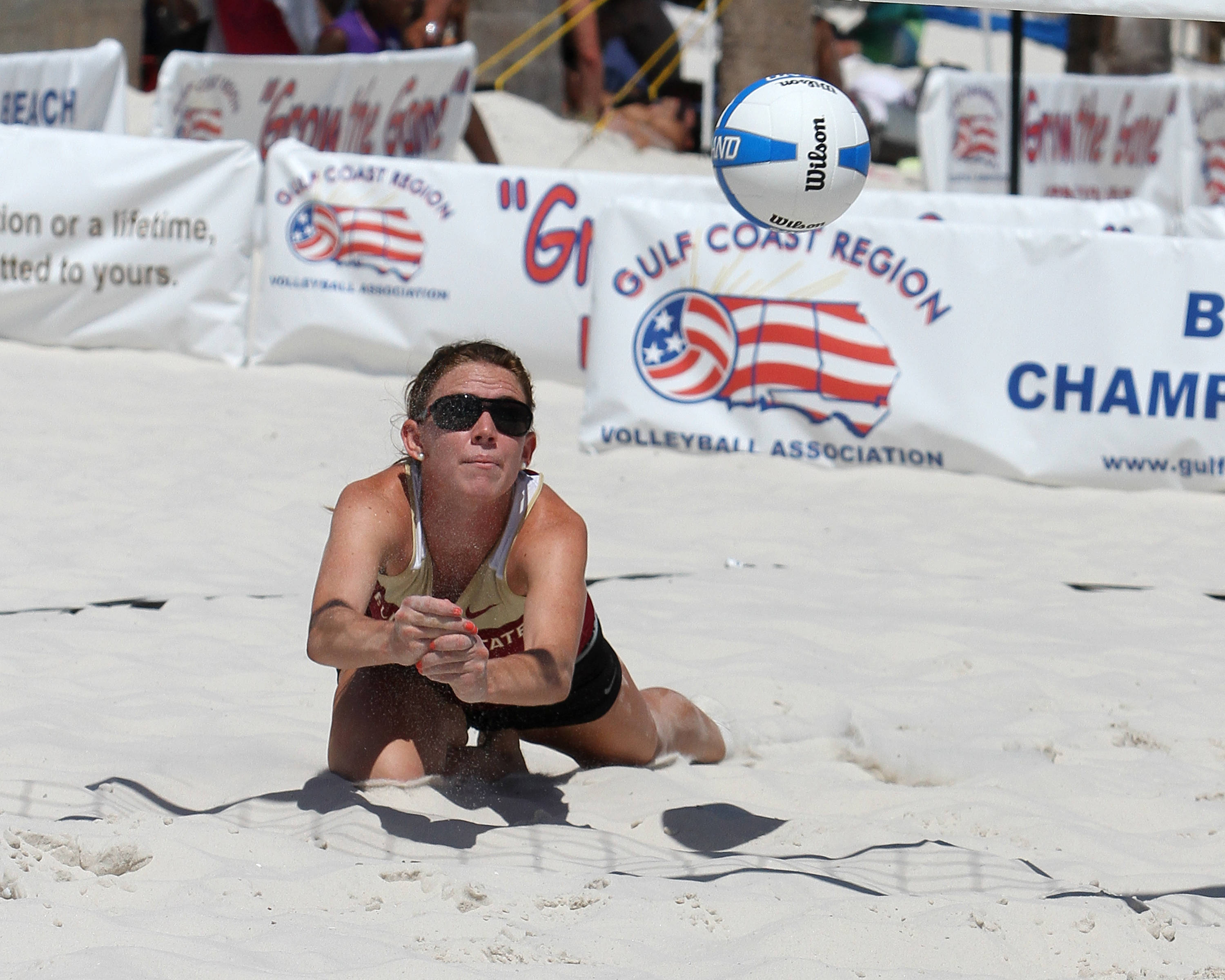Mallory Kiley, SAND VOLLEYBALL COLLEGIATE CHAMPIONSHIPS,  04/28/2012