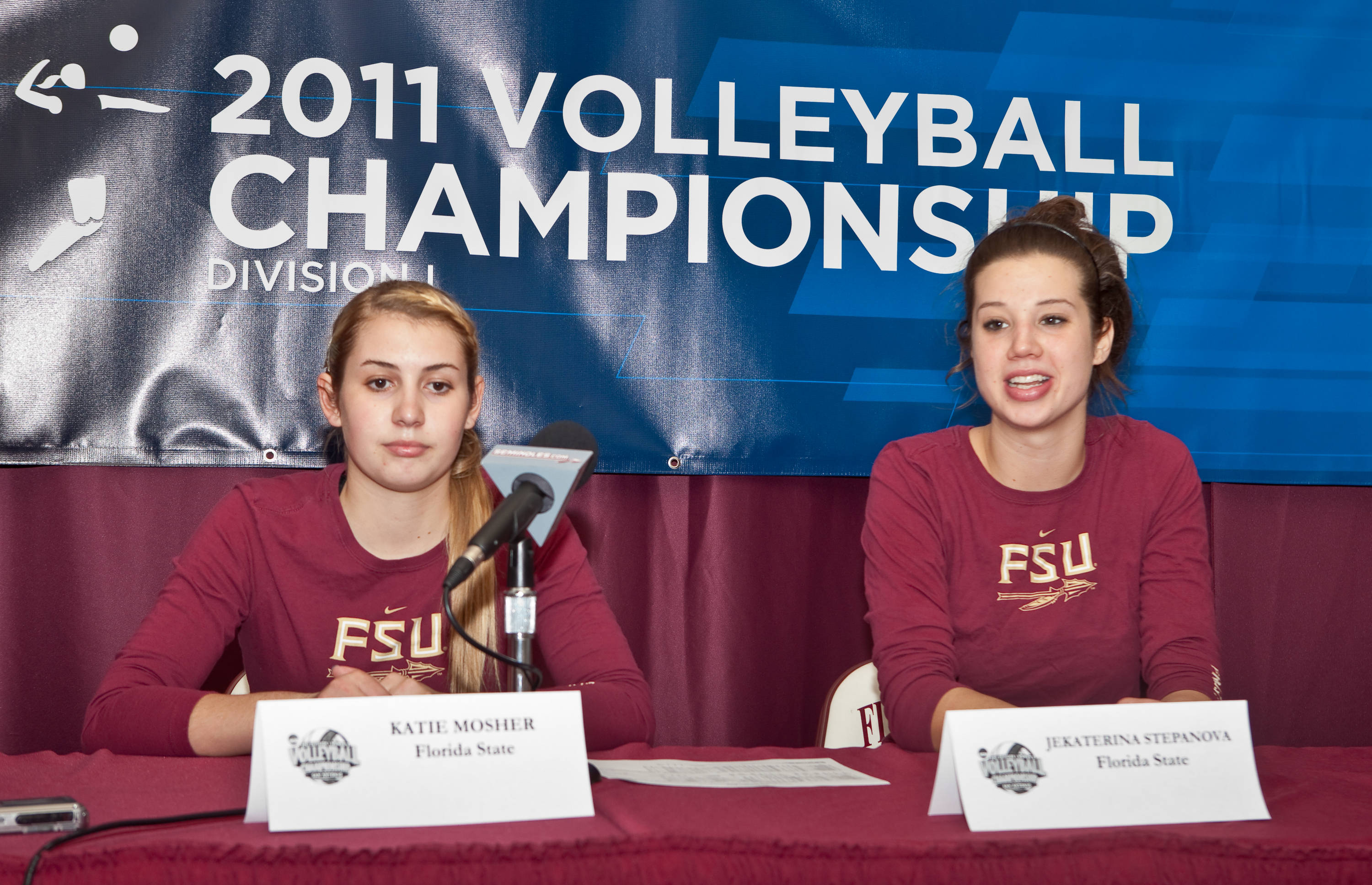 FSU Volleyball vs. Albany, NCAA First Round