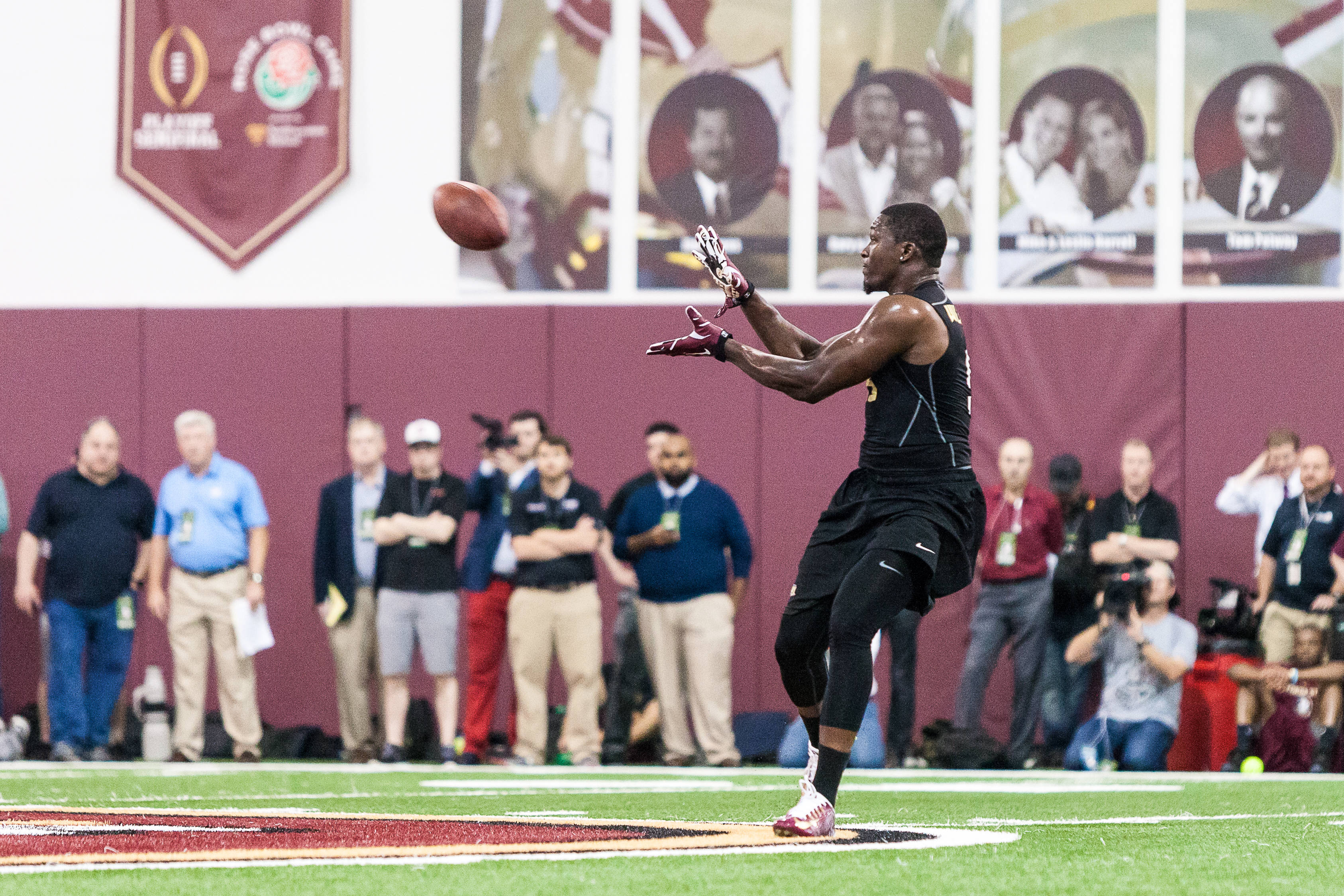 2015 FSU Football Pro Day