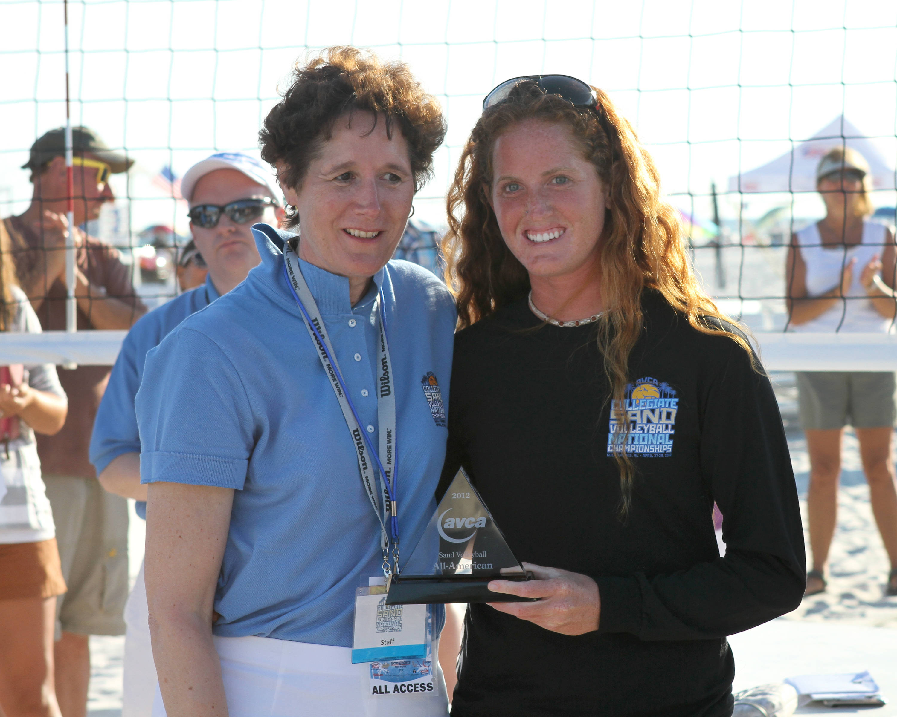All American Brittany Tiegs, SAND VOLLEYBALL COLLEGIATE CHAMPIONSHIPS,  04/28/2012