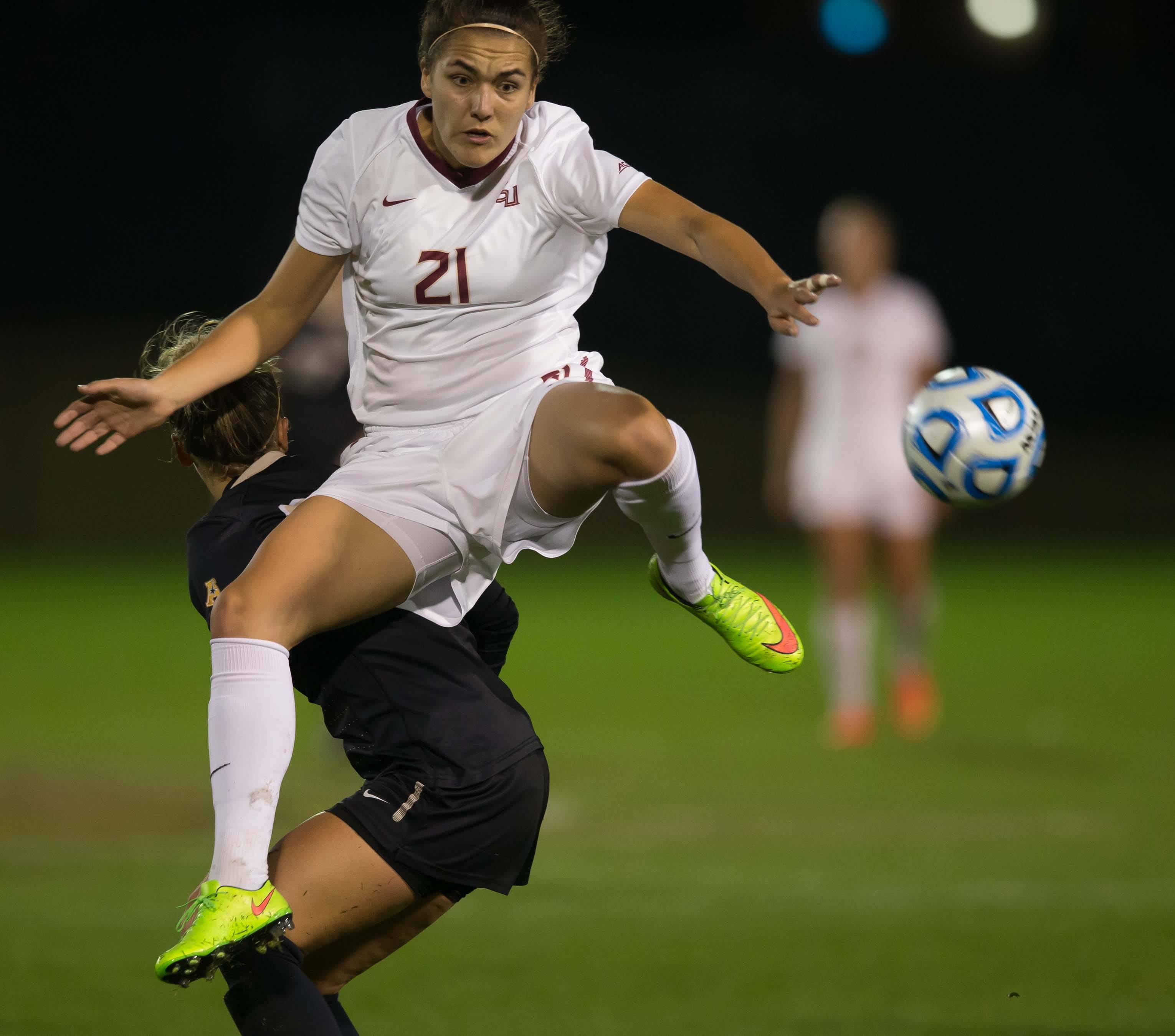 Florida State vs UCF – NCAA Women's Soccer Championship Third Round
