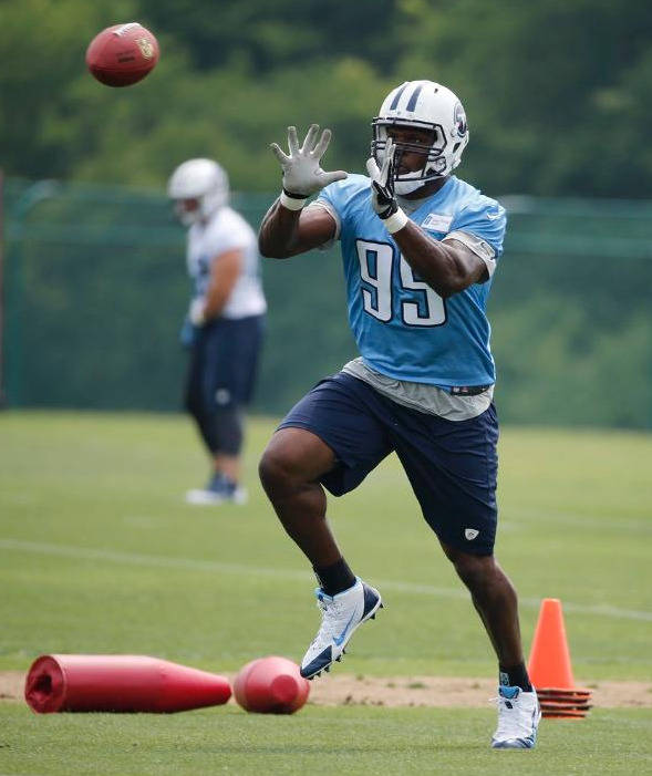 Kamerion Wimbley, courtesy of TitansOnline.com