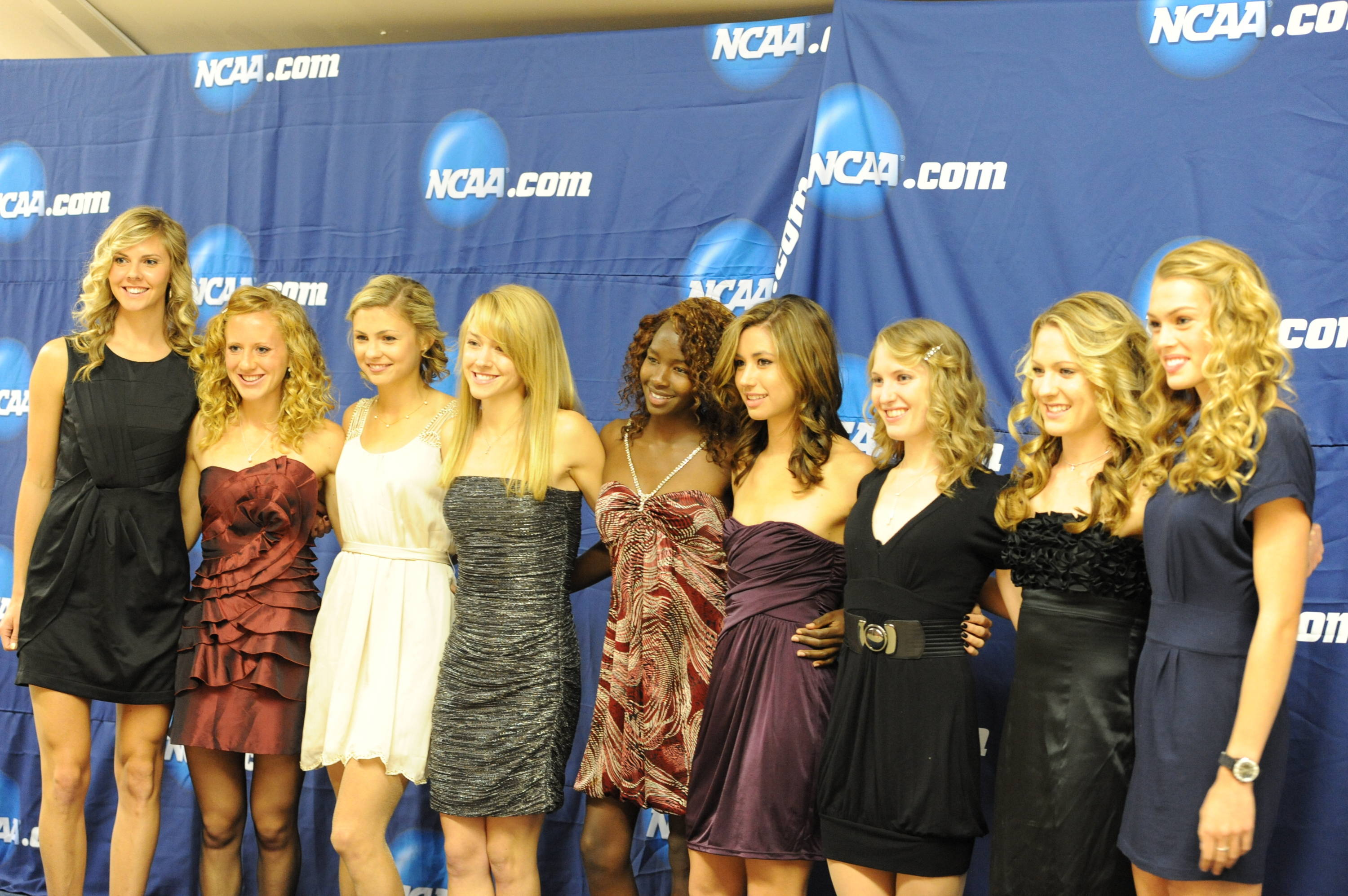 The Florida State women's cross country team was honored at the NCAA Division I Championships Banquet.