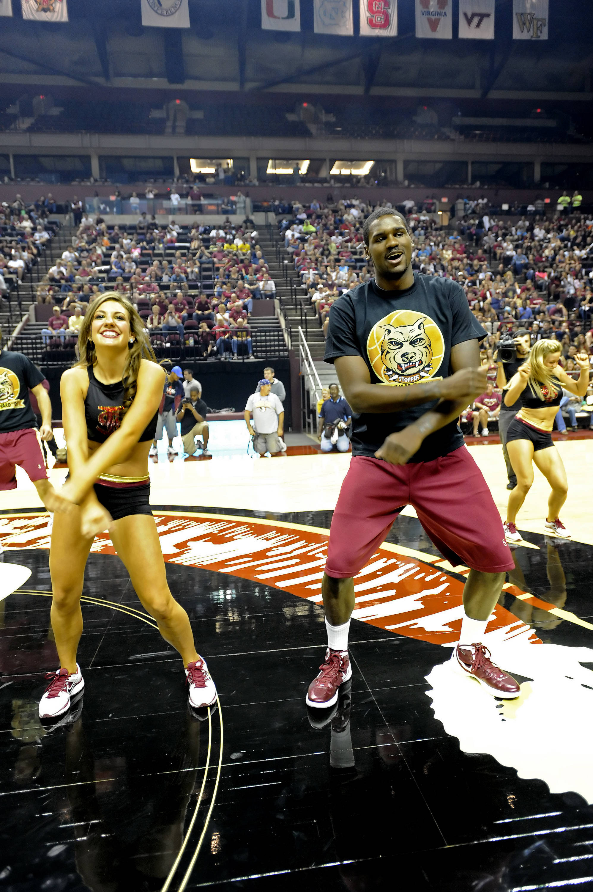 Jam with Ham at Seminole Madness 2011