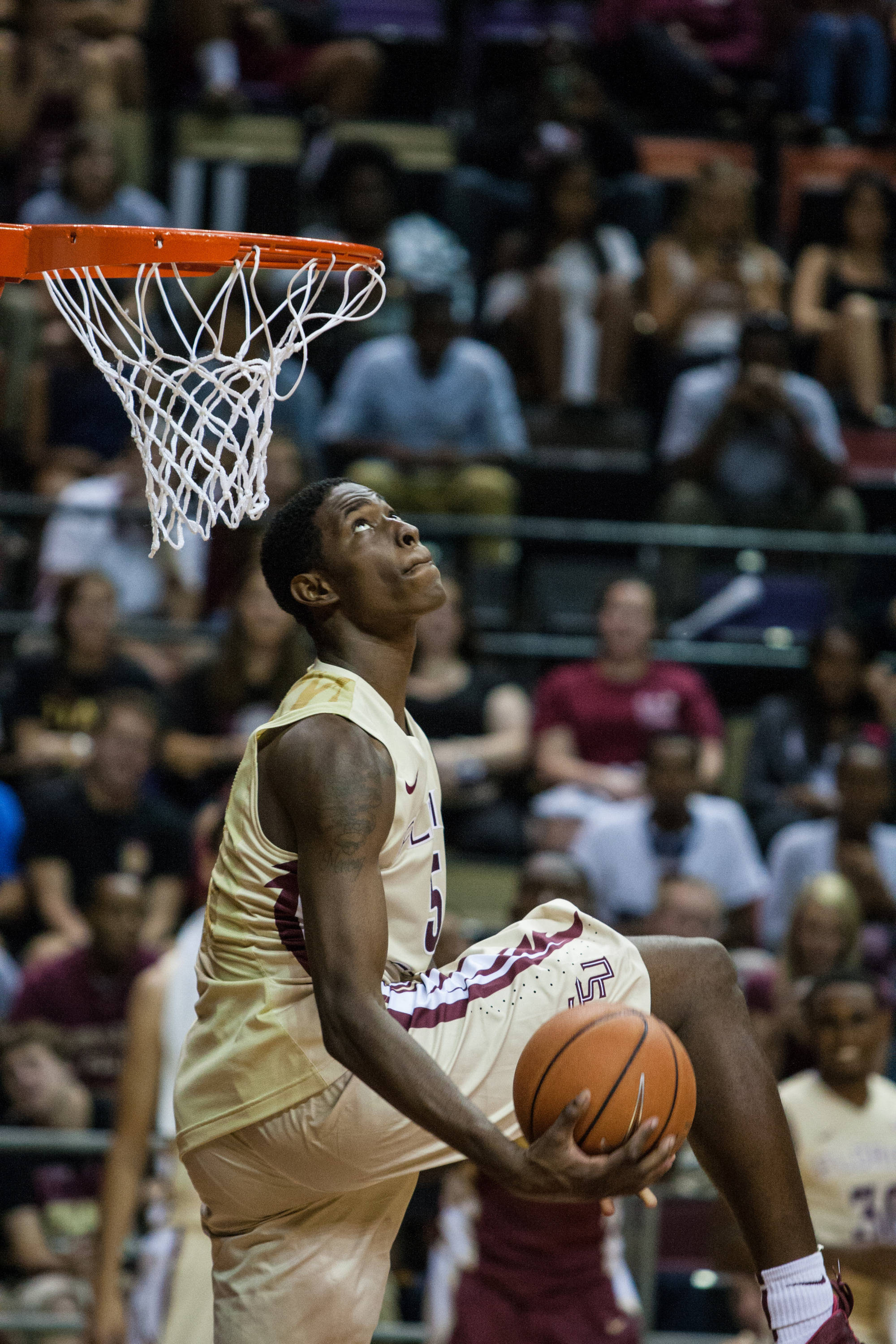 Jarquez Smith at 2013 Seminole Madness