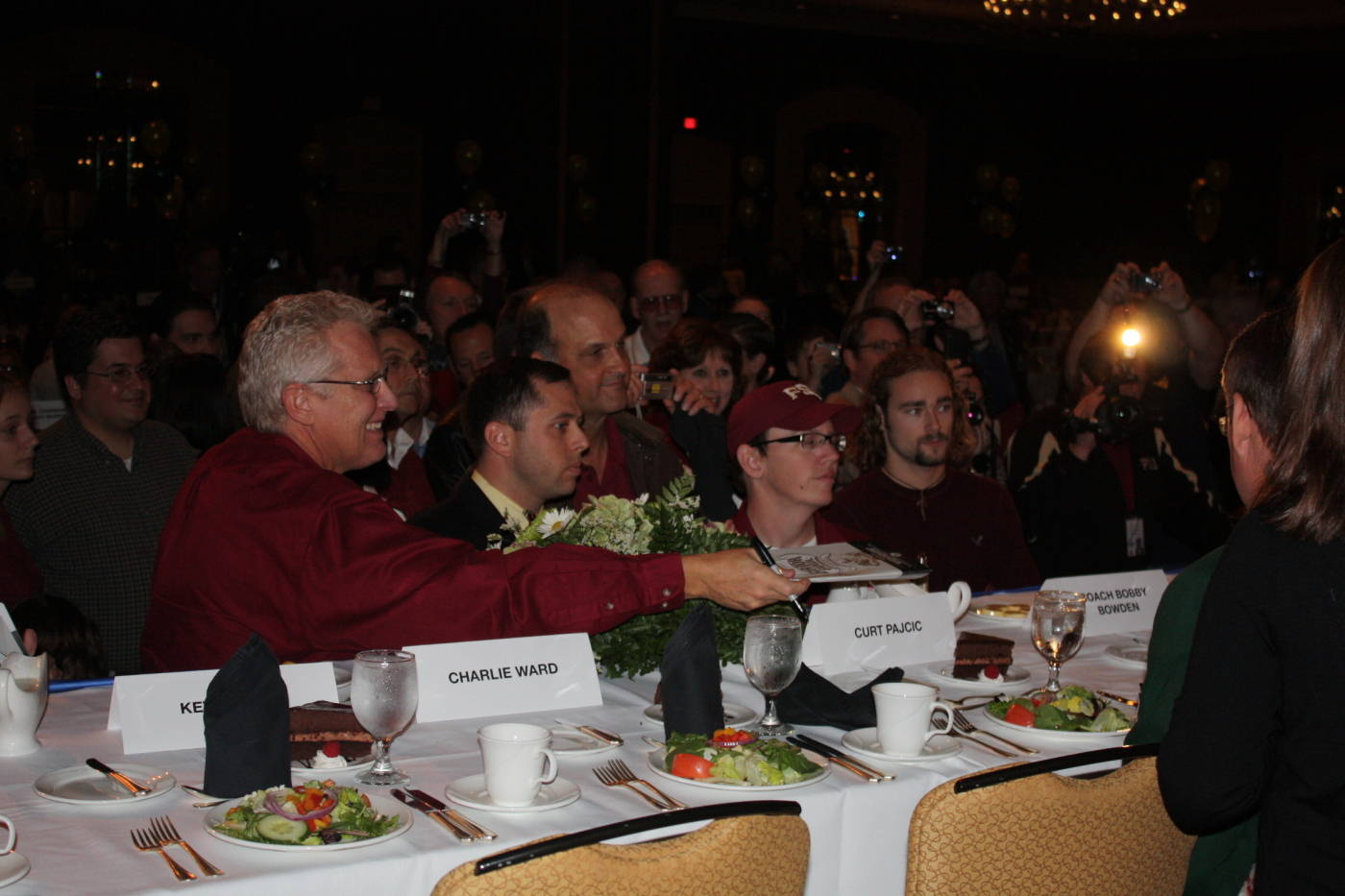 Gator Bowl Luncheon and Hall of Fame Induction