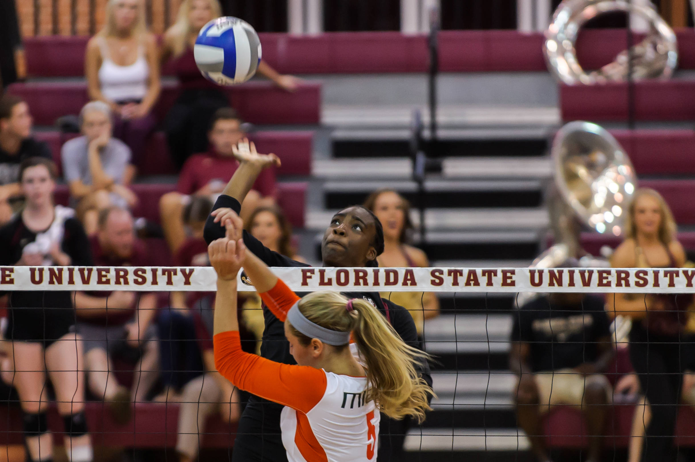 Miami at Florida State