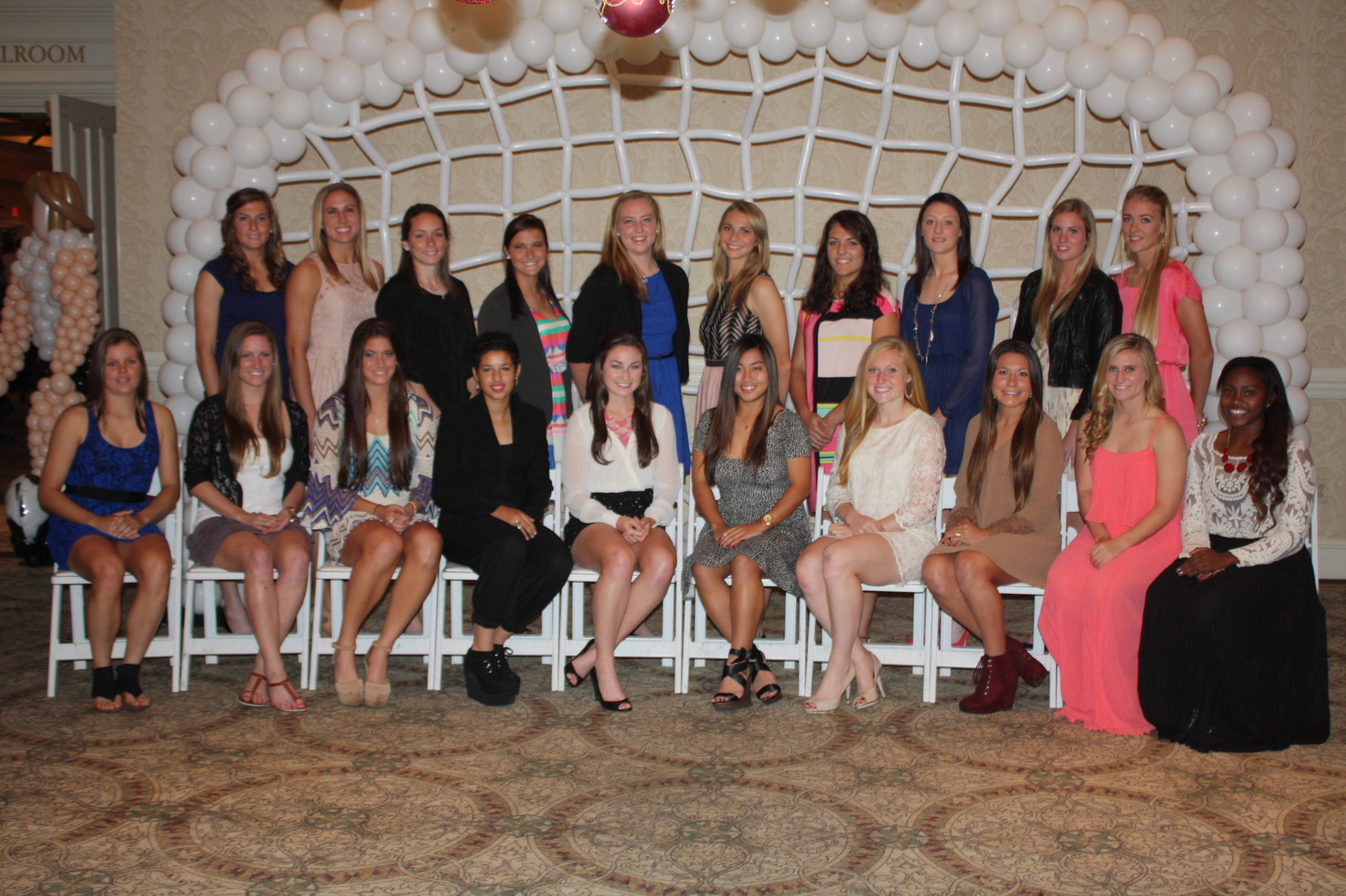 Florida State at the 2013 College Cup Banquet