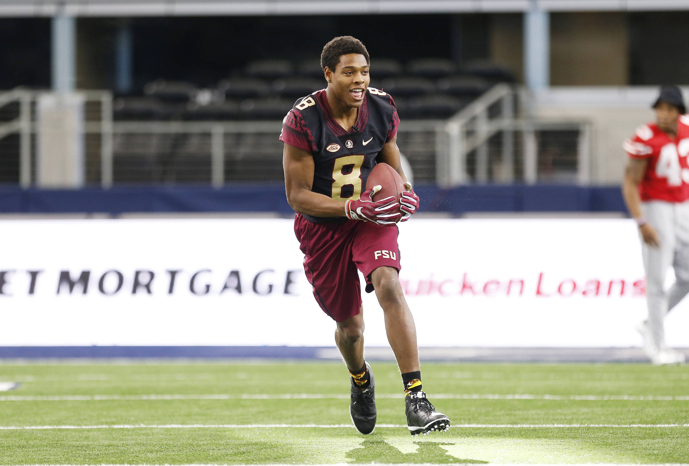 Aguayo, Ramsey at 2016 Quicken Loans Skills Challenge