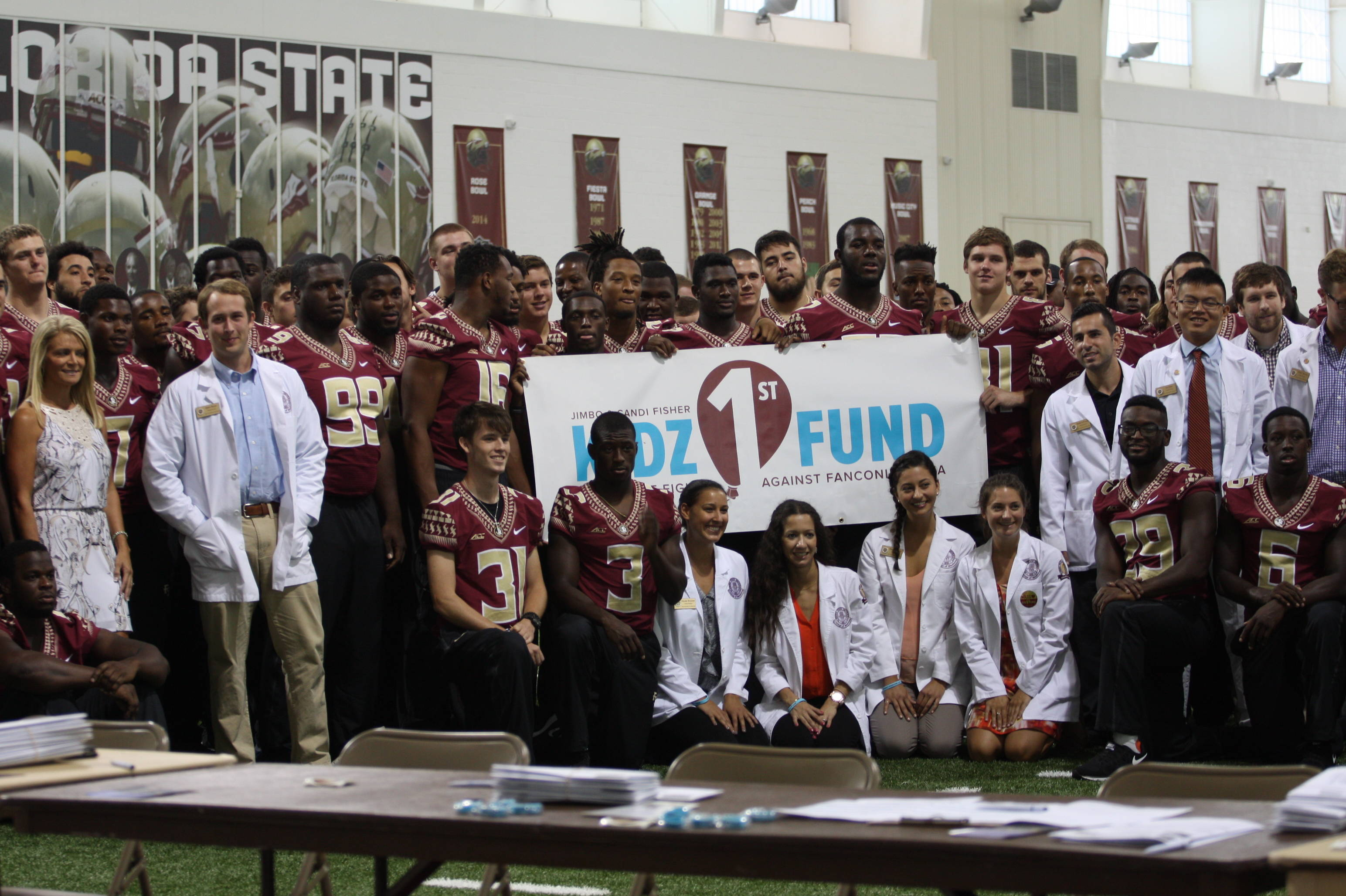 Kidz1stFund Bone Marrow Drive/63rd Annual Kickoff Luncheon