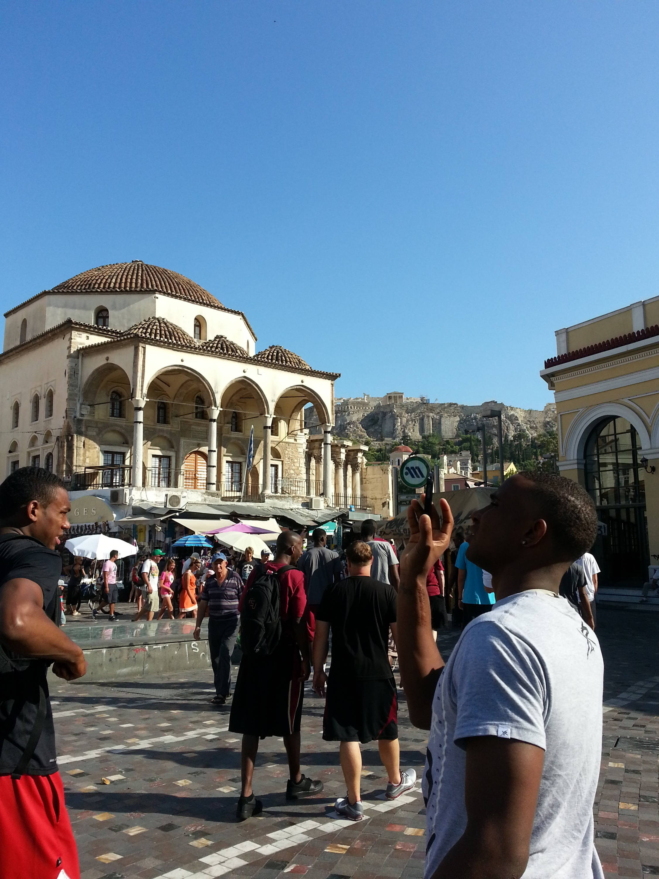 2013 Greece Day 1