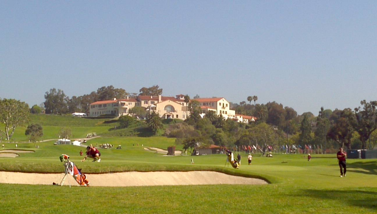 Riviera Country Club -- host of the 2012 Division I Men's Golf Championships
