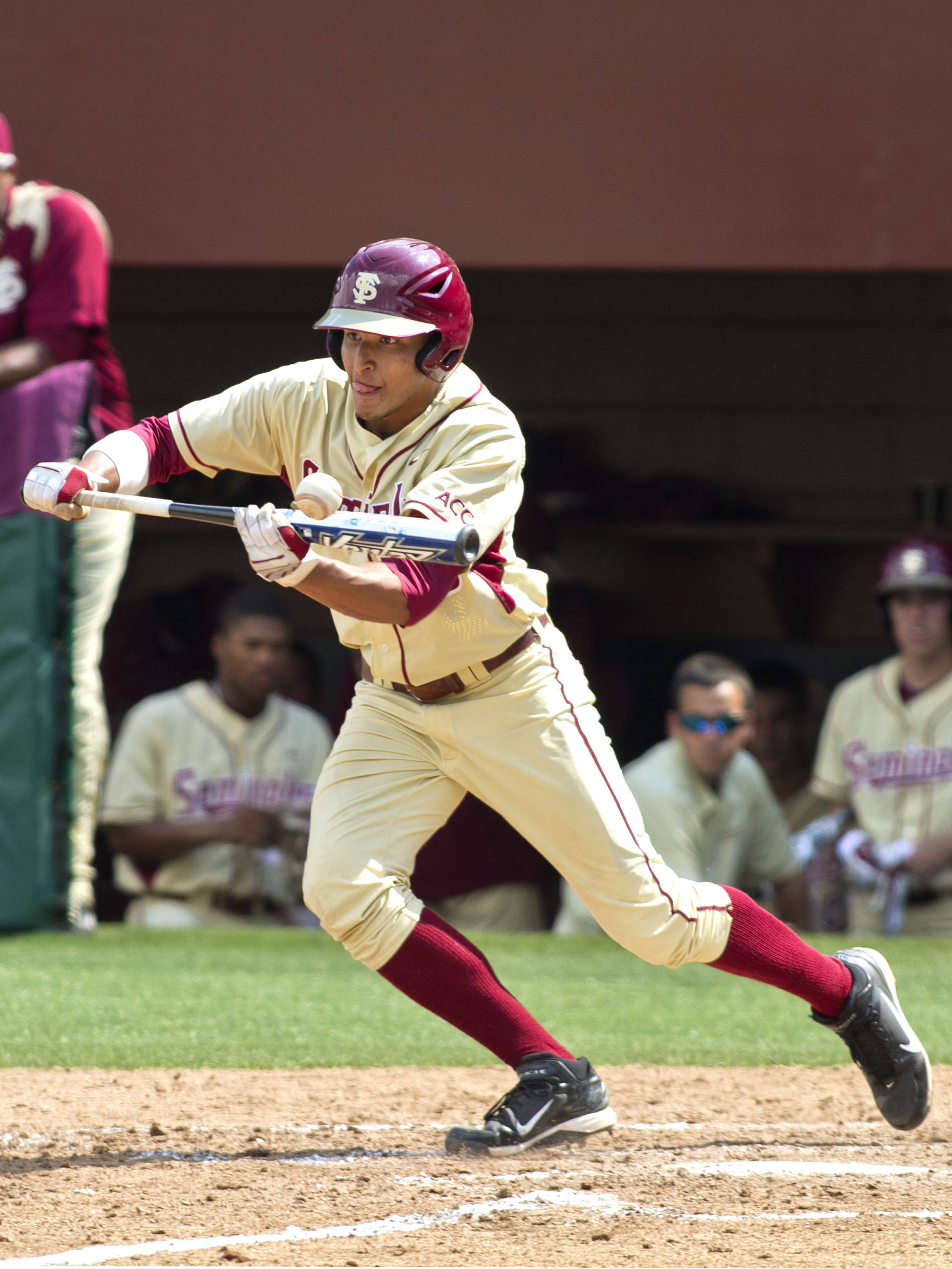 Jose Brizuela (53), FSU VS Virginia,  03/18/2012