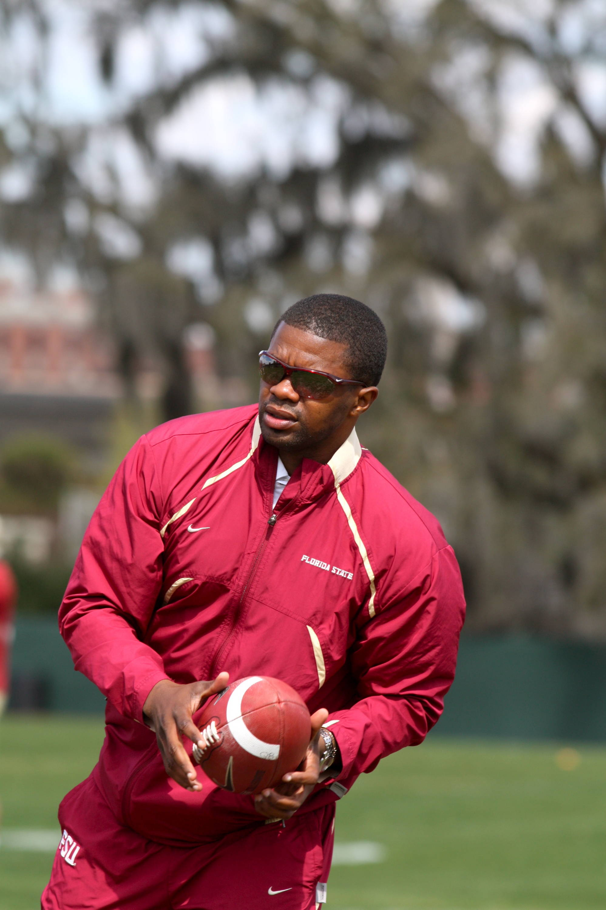 Dameyune Craig Quarterbacks Coach